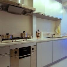 简约I型厨房装修效果图大全