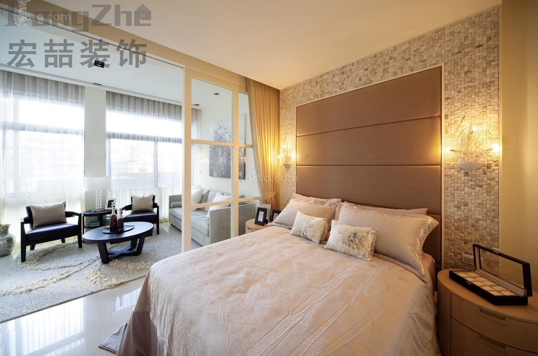 热门一居休闲区现代装修设计效果图片大全