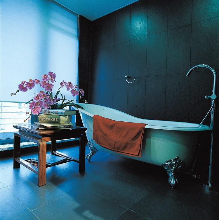 欧式浴缸图片