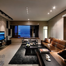 现代家装客厅装修效果图大全