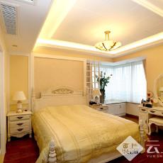 温馨欧式卧室装修效果图大全图