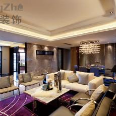 热门90平米二居客厅现代装修欣赏图