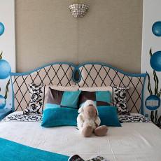 地中海风格卧室装饰图片
