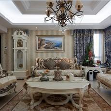 欧式风格客厅装饰效果图欣赏