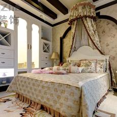 欧式家装卧室设计效果图
