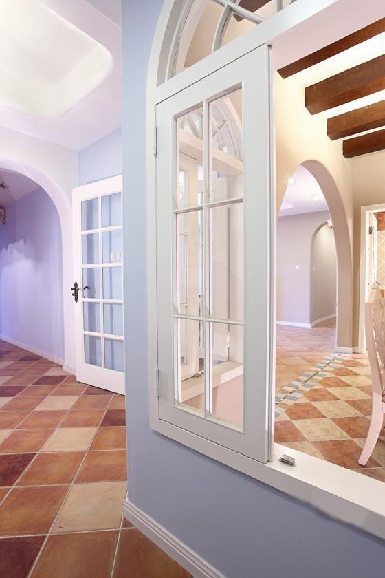 客厅改卧室效果图_门窗设计图-土巴兔装修效果图