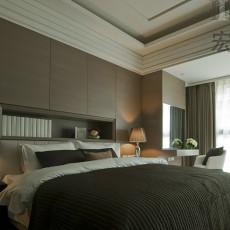 精美大小74平现代二居卧室实景图