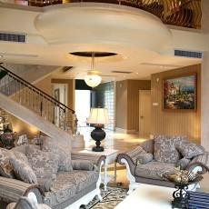 144平米欧式别墅休闲区装修设计效果图片欣赏