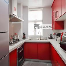 时尚现代整体厨房装修效果图欣赏