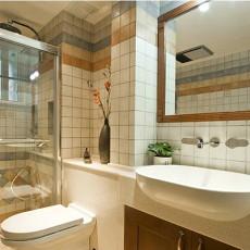 东南亚家居卫生间图片