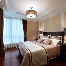 2014现代欧式卧室装修效果图