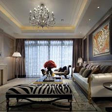 新古典风格客厅装修图片