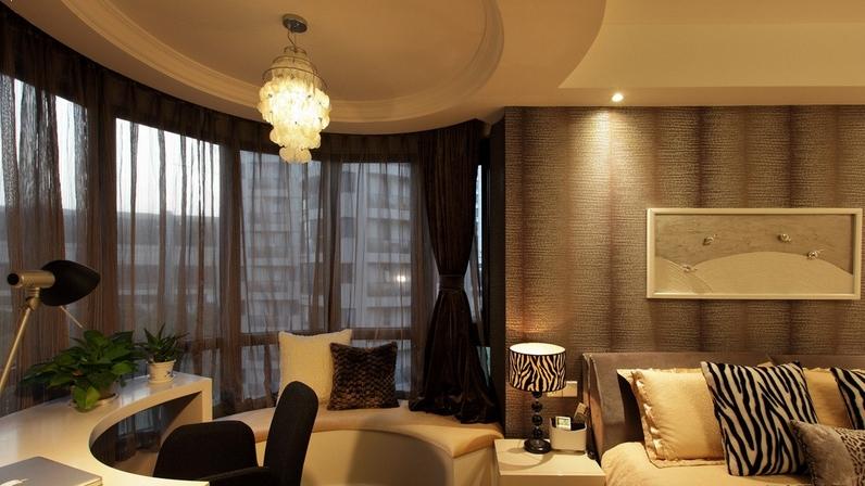 现代风格房屋装饰