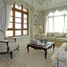 欧式客厅装饰效果图欣赏