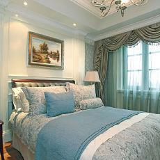 时尚欧式卧室装修效果图