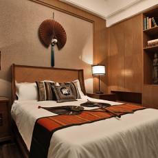 东南亚风格次卧室装修图片