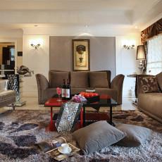 新古典风格客厅装饰效果图欣赏