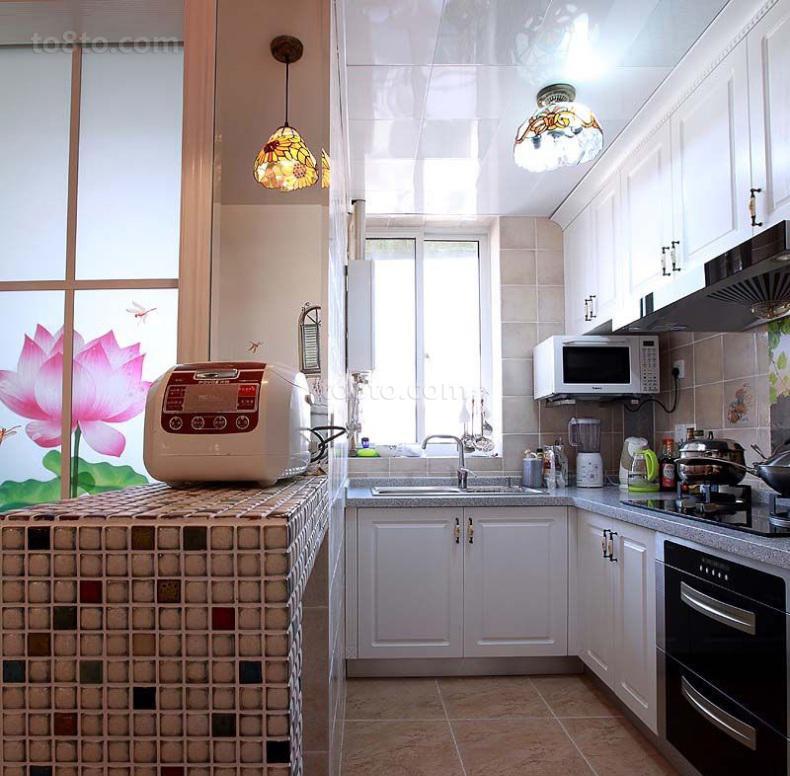 超小户型厨房设计效果图