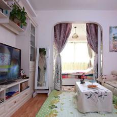 30平米一居室小户型装修图欣赏