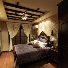 美式装修风格卧室图片