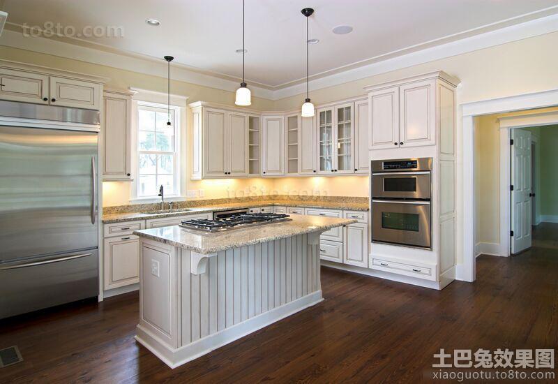 现代百姓厨房装修设计