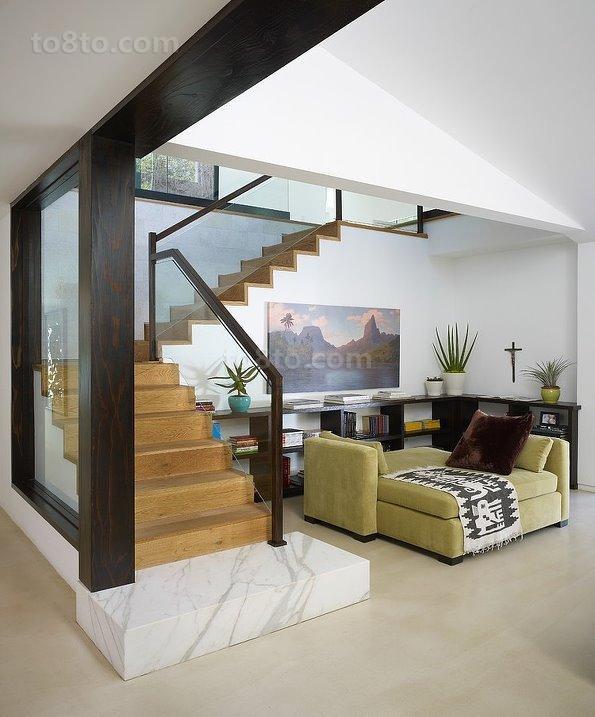 热门现代复式休闲区效果图片
