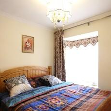 简中式小卧室装修效果图大全