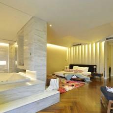 别墅家装卧室设计效果图
