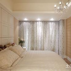 2018面积79平欧式二居卧室效果图片