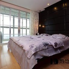 现代简装主卧室装修图片