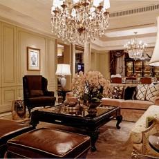 古典欧式风格客厅装饰