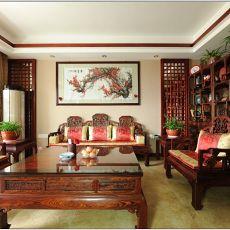 精选中式二居客厅装饰图片欣赏