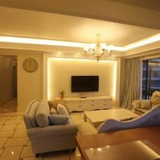 精美大小72平现代二居客厅实景图
