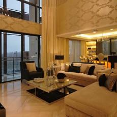 精美现代别墅客厅装修图片欣赏