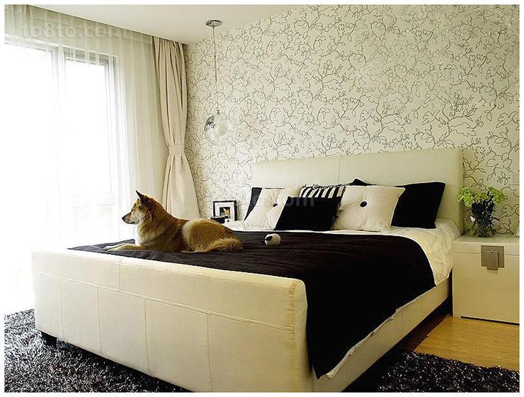 最热87平米简约小户型卧室装修设计效果图片大全