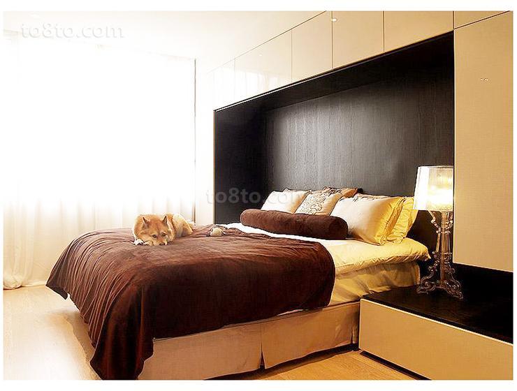 小户型卧室简约实景图片欣赏