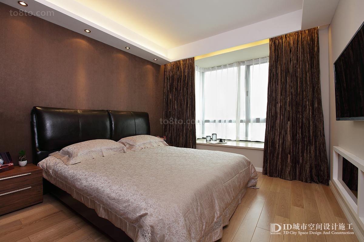 现代小户型卧室装修设计效果图片大全
