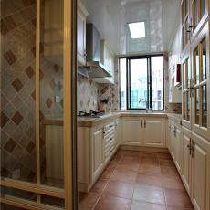精美美式小户型厨房装修图片大全