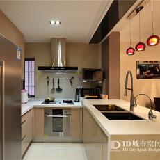 201879平米现代小户型厨房装修欣赏图片大全