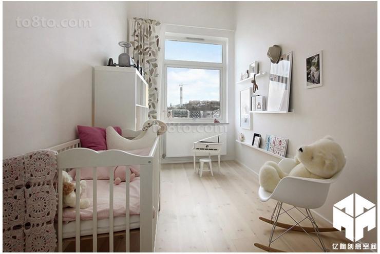 热门现代小户型儿童房欣赏图片