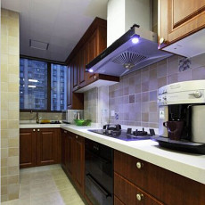 精美小户型厨房美式装修图片大全