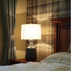 热门77平米美式小户型休闲区装修设计效果图