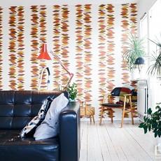 精选86平米现代小户型休闲区装修欣赏图片