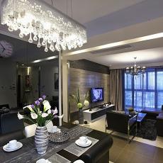 精美面积88平小户型休闲区现代装修设计效果图片大全