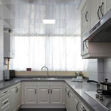 201885平米美式小户型厨房实景图