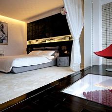 热门小户型卧室现代装饰图片大全
