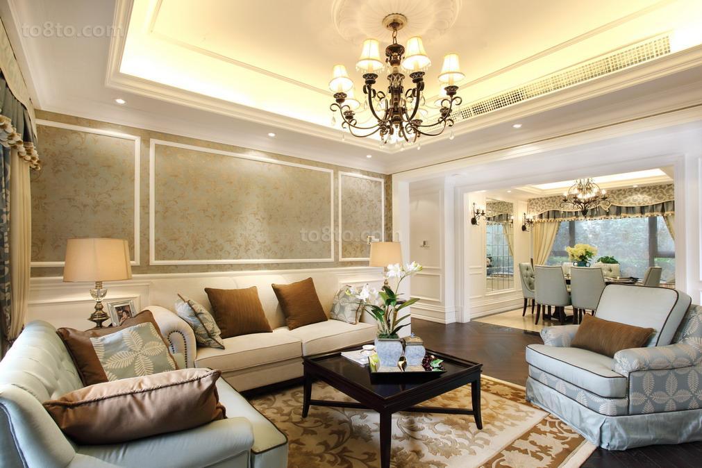时尚家居客厅装修效果图片欣赏