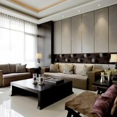精选面积94平现代三居客厅装修图片