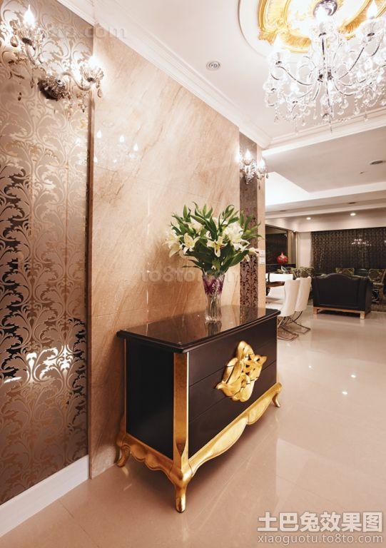 新古典风格四居室装饰柜图片