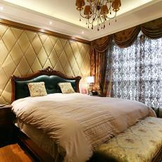 古典欧式主卧室装修效果图